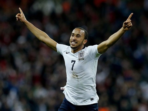 Andros Townsend admits Brazil 2014 was beyond his wildest dreams