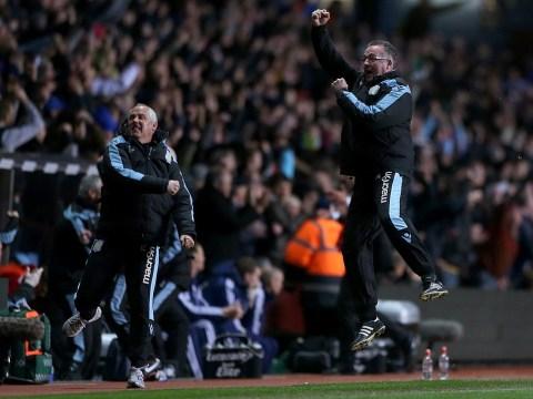 Paul Lambert still in credit with Aston Villa fans despite a lack of home comforts