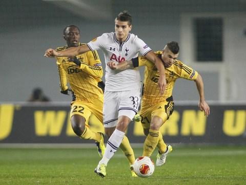 Andre Villas-Boas urges Erik Lamela to reach potential to make bid for Spurs spot