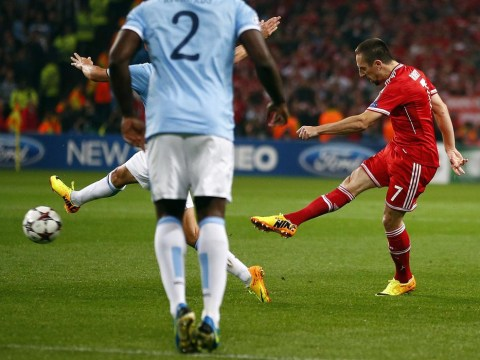 Bayern provide a chastening evening for Manuel Pellegrini and Manchester City
