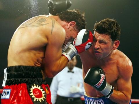 Darren Barker to fight Felix Sturm for IBF middleweight title in Stuttgart this December