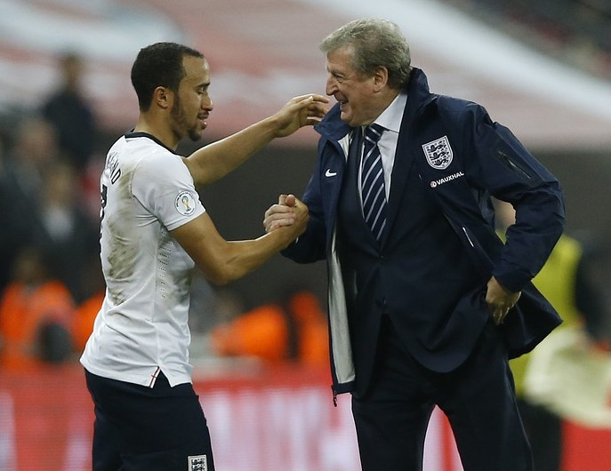 Andros Townsend: I had to kick-start my career following betting ban