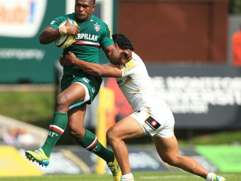 Vereniki Goneva a worthy Leicester stand-in for Manu Tuilagi, says Dan Cole