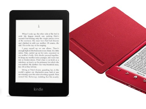 Kobo, Kindle and Sony: Three new e-readers on test