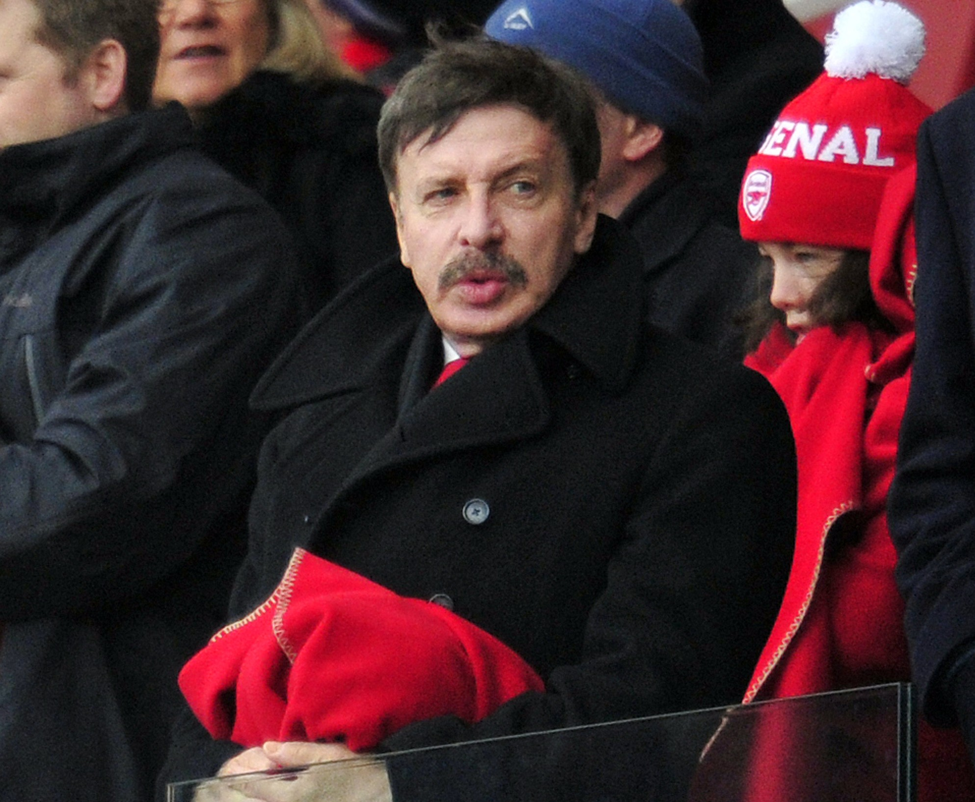 Arsenal owner Stan Kroenke spends big on land – as supporters cry out for transfer deals