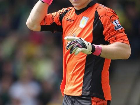 Brad Guzan vows to snub Arsenal transfer to stay at Aston Villa