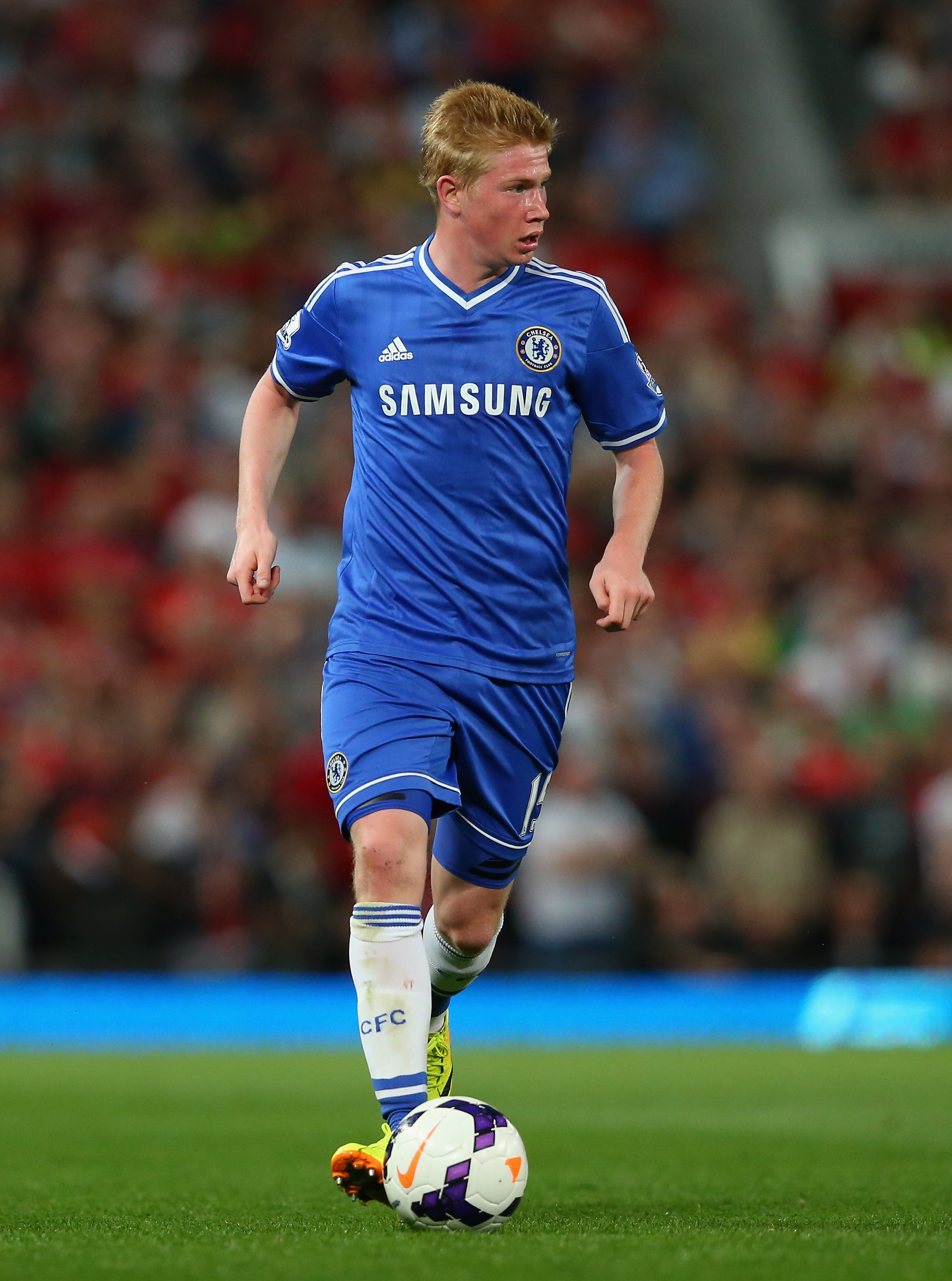 Wolfsburg confirm interest in signing Kevin De Bruyne from Chelsea