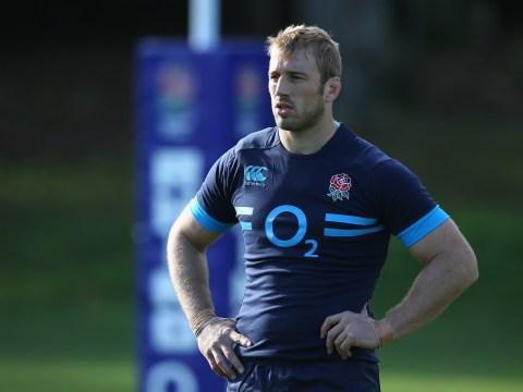 Chris Robshaw: England must turn Twickenham into a fortress