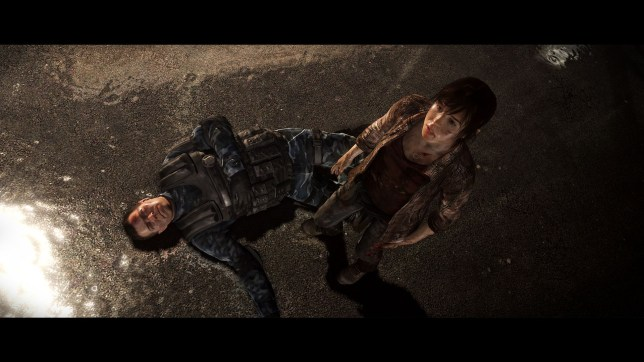 Beyond: Two Souls (PS3) – great acting, bad game