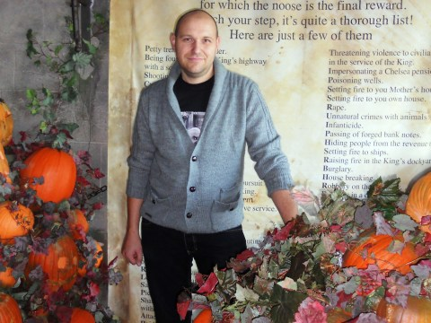 From Holby City extra to chief scarer at The London Dungeon