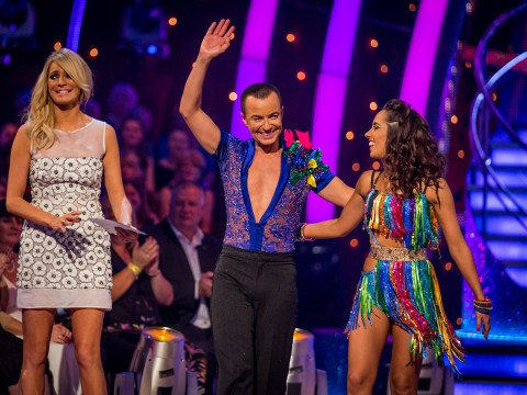 Julien Macdonald becomes third celebrity casualty of Strictly Come Dancing