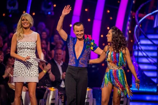 Strictly Come Dancing, Julien Macdonald, Janette Manrara