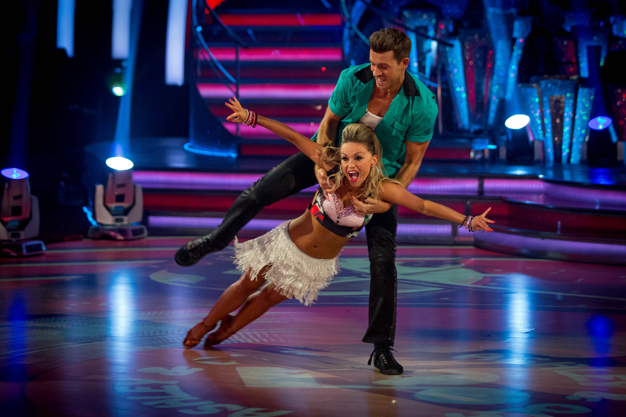 Saturday's Strictly Come Dancing 2013, week five, Saturday's live show: Who danced best?