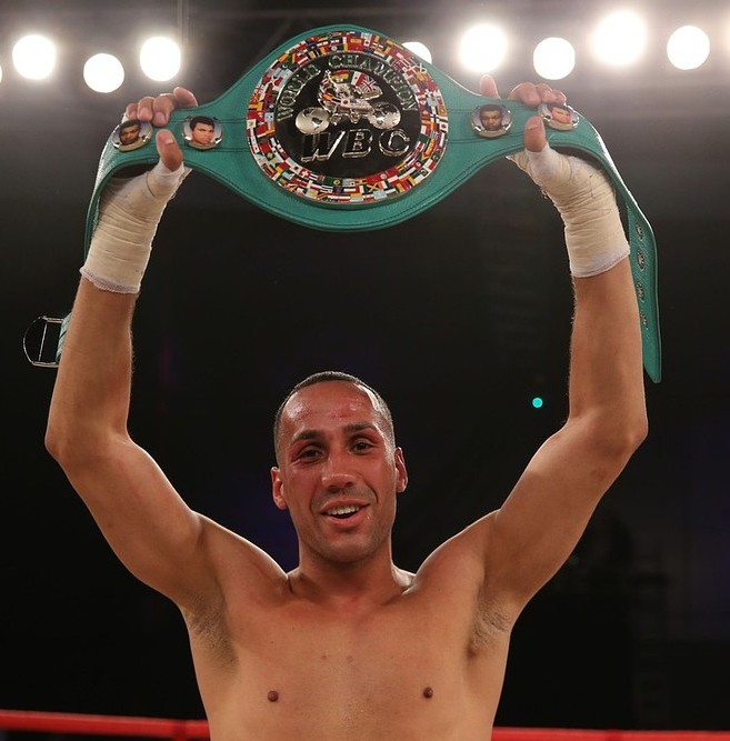 James DeGale is preparing to take on the winner of Carl froch-George Groves (Picture: