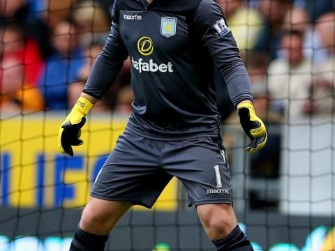 Arsenal 'interested' in Aston Villa goalkeeper Brad Guzan