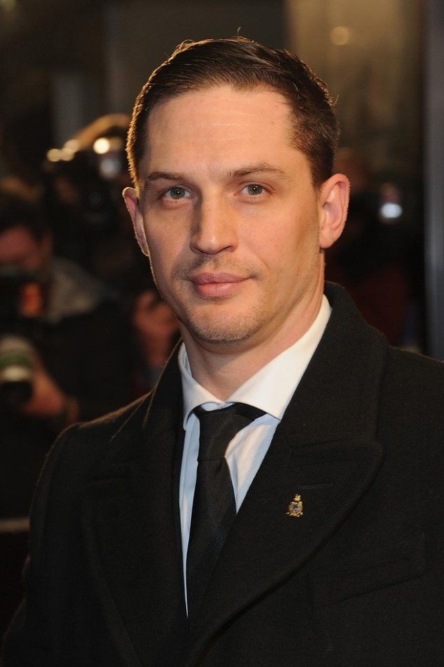 Tom Hardy would 'absolutely love' to play the Kray twins (Picture: Getty Images for BFI)