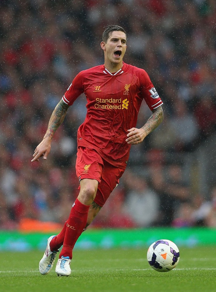 Daniel Agger takes to Twitter to deny he wants to leave Liverpool