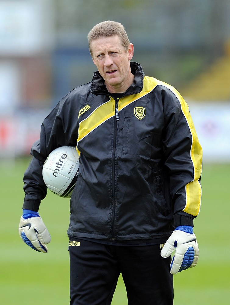 Burton Albion forced to call on 50-year-old goalkeeper Kevin Poole