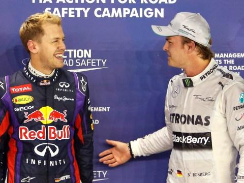 Nico Rosberg insists cocky Sebastian Vettel deserves to be booed