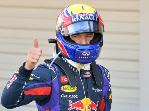 Mark Webber delighted at beating Sebastian Vettel to Japanese Grand Prix pole