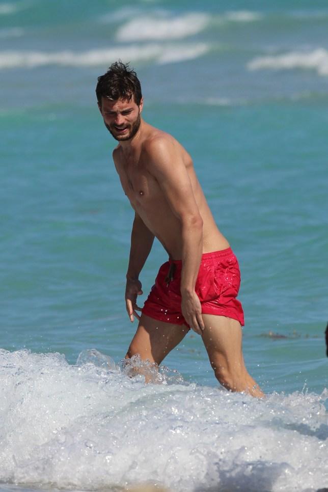 Jamie Dornan has won the role of Christian Grey (Picture: Splash)