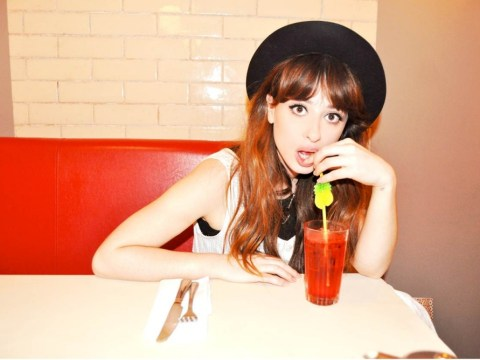 Youth singer Foxes reveals: I love receiving kinky tweets from my fans