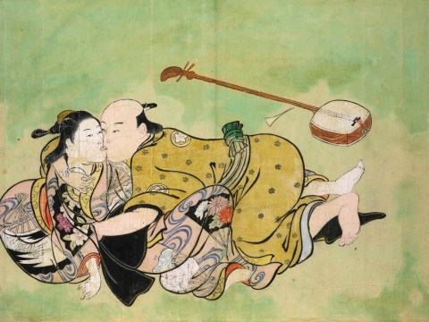 Shunga: Sex And Pleasure In Japanese Art at the British Museum is a joyful celebration