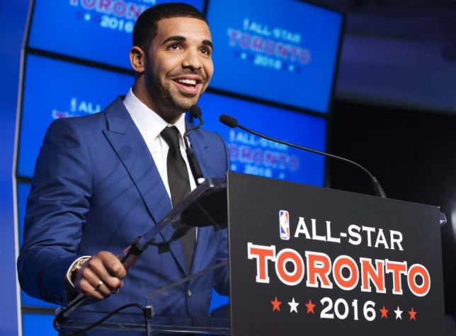 535563093e86 NBA outfit the Toronto Raptors recruit rapper Drake as new global ambassador