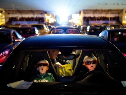 Gallery: 3D Drive-in cinema