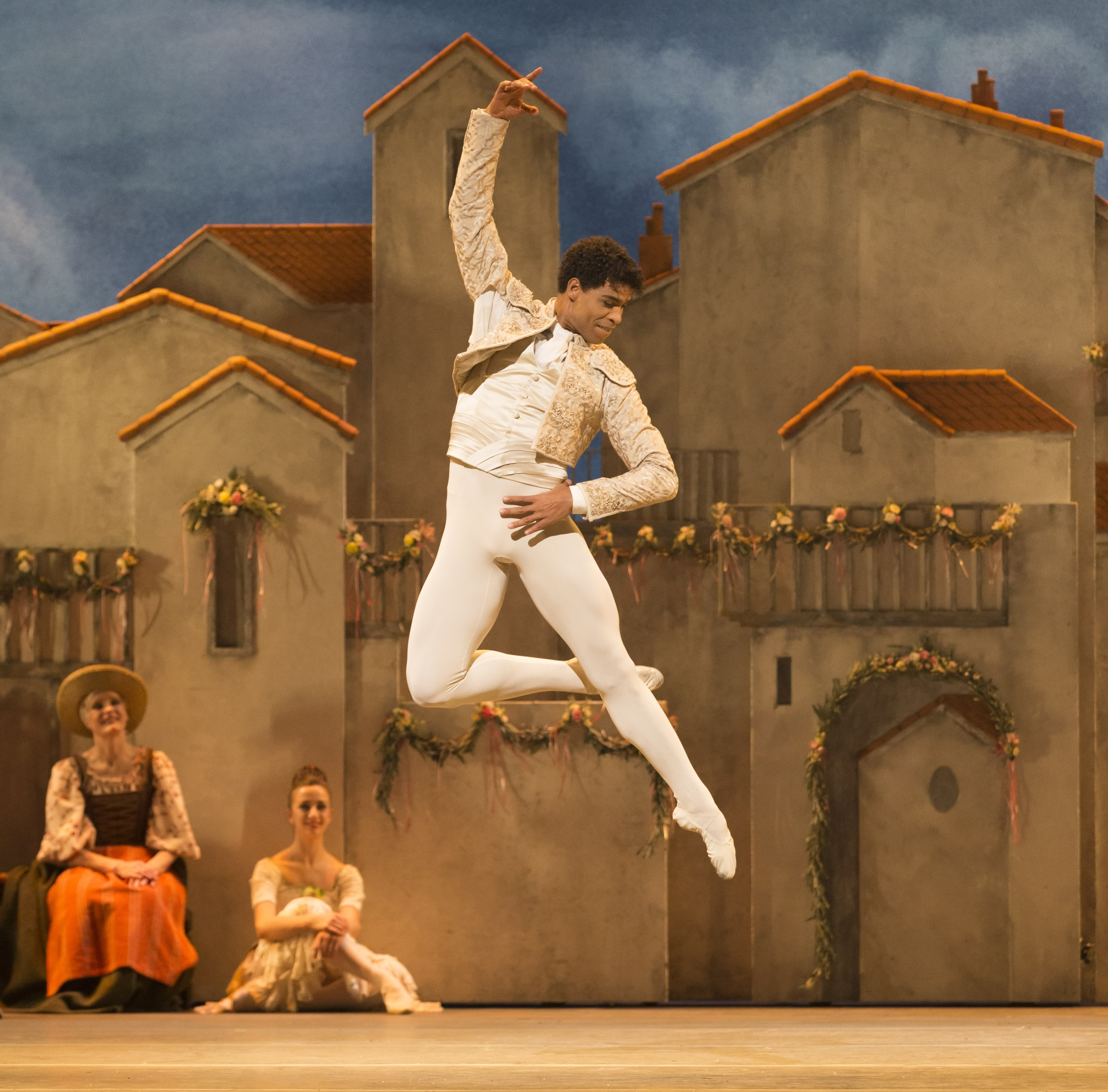 Carlos Acosta set himself a challenge when he took on Don Quixote - and he's pulled it off with finesse (Picture: Johan Persson)