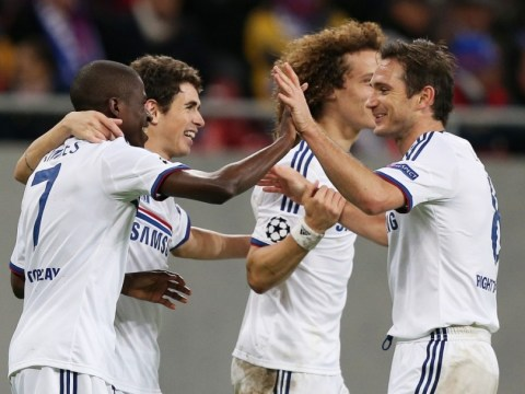 Chelsea cruise past Steaua Bucharest to seal first Champions League victory