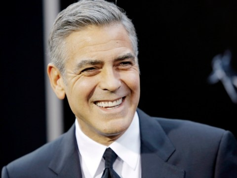 George Clooney says no to Twitter over worry he'll post drunken ramblings