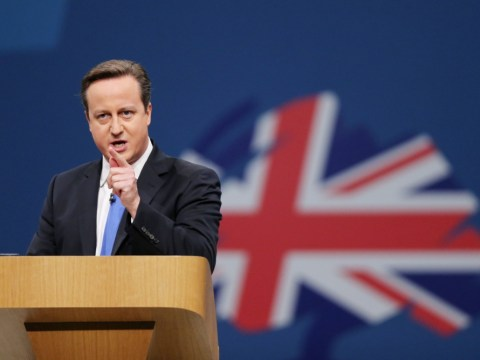 David Cameron tells under-25s: Earn, learn or lose your benefits