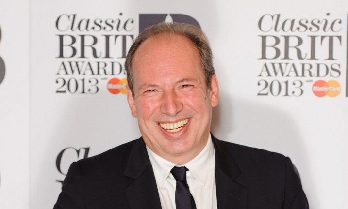 Winner of the composer of the year and outstanding contribution to music awards Hans Zimmer in the press room at the Classic Brit Awards 2013, Royal Albert Hall, Kensington Gore, London. PRESS ASSOCIATION Photo. Picture date: Wednesday October 2, 2013. See PA story SHOWBIZ Classic. Photo credit should read: Dominic Lipinski/PA Wire