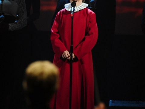 Choirboy hoping to beat The X Factor winner in race for Christmas number one