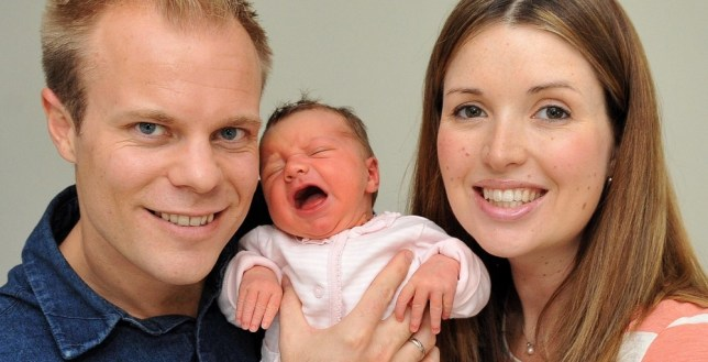 Brilliant Simon King Petrified Bbc Weatherman Delivers His Baby At Download Free Architecture Designs Scobabritishbridgeorg