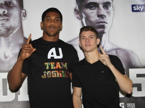 Anthony Joshua will not fall into the same trap as Audley Harrison, says Matchroom boss Eddie Hearn