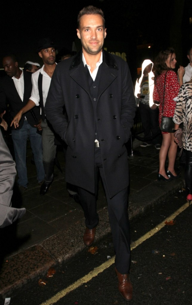 October 3, 2013: Calum Best attends 2&8 1st Birthday Party, London. Mandatory credit: INFphoto.com Ref: infuklo-131/166 sp 