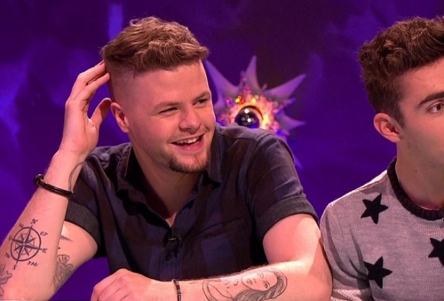 Jay McGuiness from The Wanted