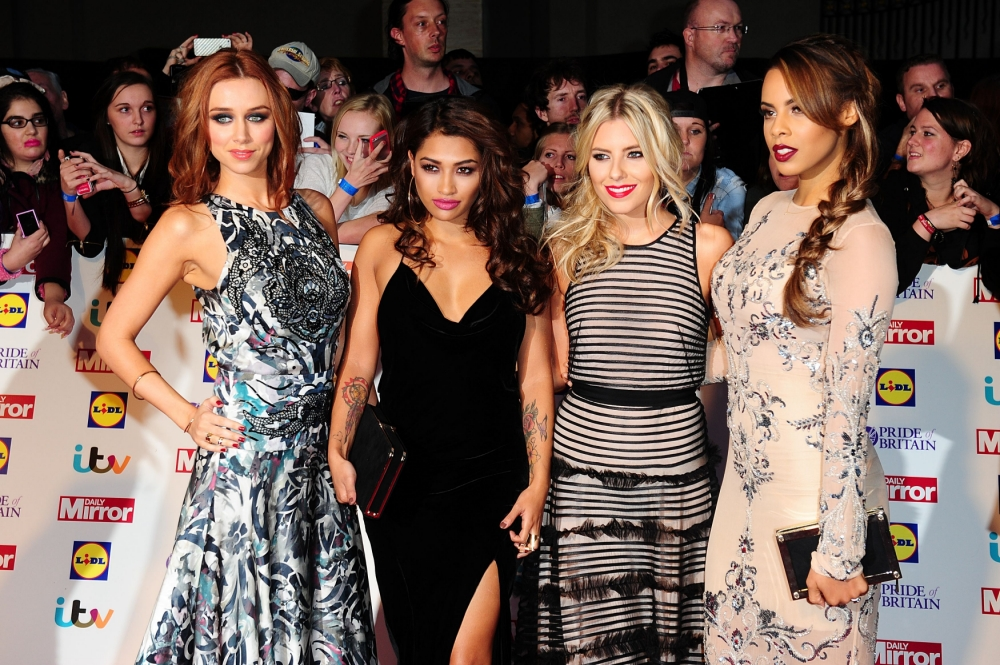 Una Healy denies Saturdays split rumours: We'll be around as long as fans want us