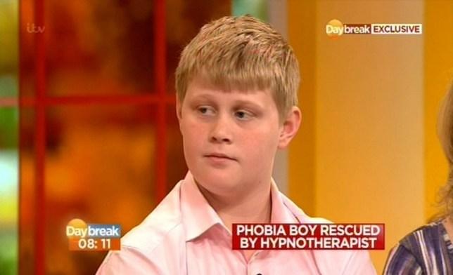 Joe Thompson Daybreak: Fear-of-flying boy plans new plane trip
