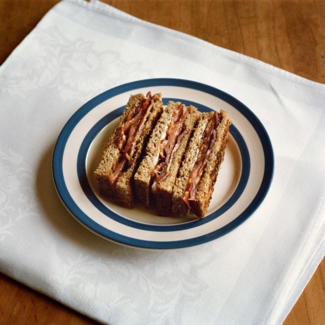 Make Simon Hopkinson's bacon du bedat (Picture: Jason Lowe)