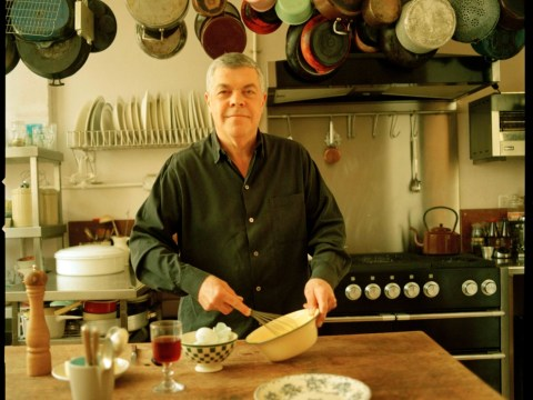 Cookbooks: Simon Hopkinson whips up dreamy dishes in the kitchen