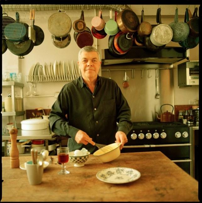 Simon Hopkinson has released a new cookbook, Simon Hopkinson Cooks (Picture: supplied)