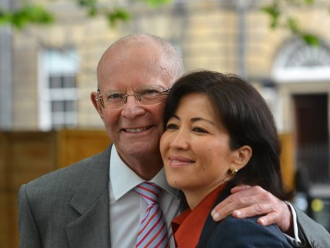 Wilbur Smith: I trailed my wife-to-be into a bookshop and showed her my novel