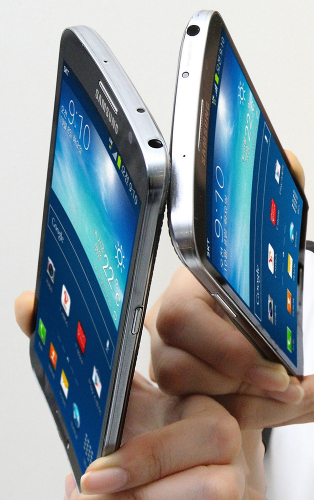 Will the new Samsung Galaxy Round change the world?