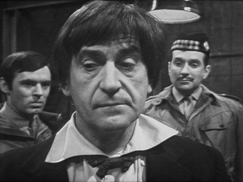 Doctor Who missing episodes revealed: Lost Patrick Troughton stories found in Nigeria