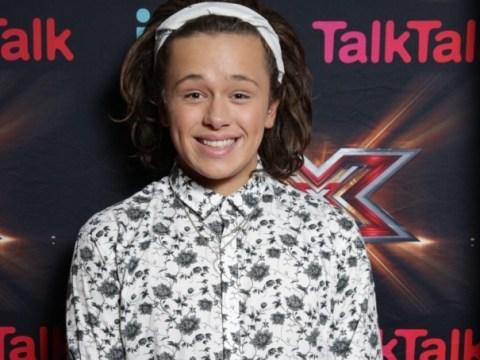 The X Factor's Luke Friend reveals he receives indecent proposals on Twitter