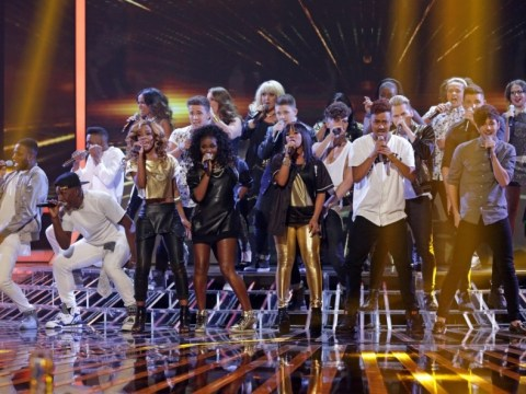 Gallery: The X-Factor results show