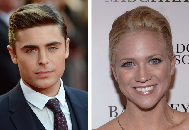 New couple? Zac Efron and Brittany Snow are said to have added extra sparks to their friendship (Picture: FILE)Zac Effron has weathered the emotional and physical trauma of being hooked on destructive narcotics and has appeared in recent weeks looking healthier and happier than ever before.